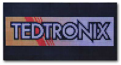 Tablica LED FULL RGB