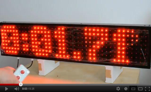 Stoper LED