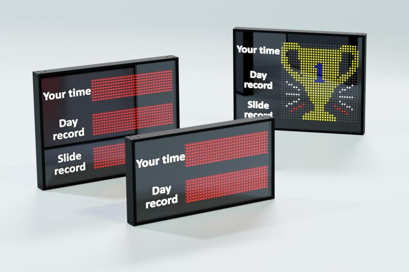 Tablica wyników LED